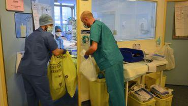 Journal de bord d'un soignant: Stéphanie, infirmière aux urgences du CHR de Namur