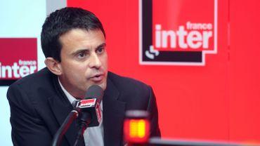 """Manuel Valls interpellé par un auditeur de France Inter: """"On est 66 millions à vouloir te mettre une claque"""""""