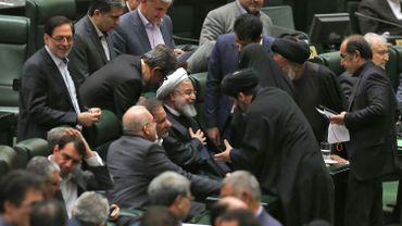 L'Iran a annoncé lundi une amnistie qui pourrait concerner 50.000 personnes.