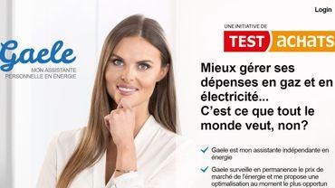 Gaele, la plate-forme gratuite, a pour objectif d'aider les citoyens à trouver le tarif énergétique le plus avantageux.