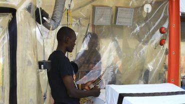 L'épidémie d'Ebola continue à faire des ravages: plus de 200 cas, selon un nouveau bilan
