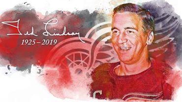 Décès du Canadien Ted Lindsay, une légende de la NHL, à 93 ans