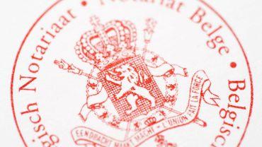 L'usage du français dans les actes notariés en Flandre est en péril