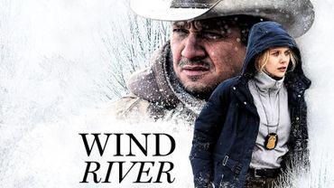 """L'une des affiches de """"Wind River"""" de Taylor Sheridan."""