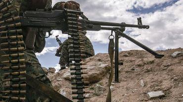 Les ventes d'armes dans le monde en hausse de près de 5%