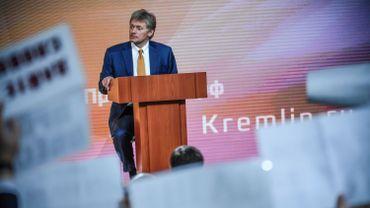 """""""Aucune preuve"""" d'ingérence de Moscou dans l'élection américaine indique le Kremlin"""