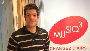 Le compositeur Gwenaël Grisi est notre 1er invité ce dimanche.