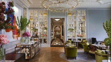 L'offre Chloé Debuts propose une nuit en suite, un afternoon tea au Rosebery du Mandarin Oriental et un sac issue de la nouvelle collection Chloé.