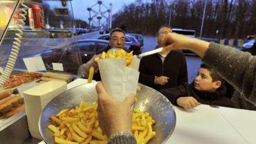 Tous les Belges unis pour faire reconnaître la frite à l'UNESCO