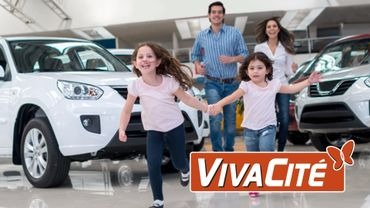 Suivez VivaCité en direct au Salon de l'Auto