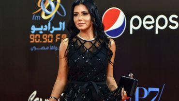 Egypte: les plaintes contre une actrice pour une robe trop transparente retirées