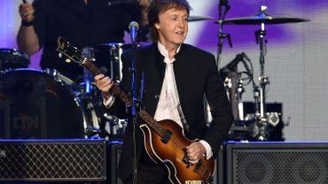 Paul McCartney: un album de Noël uniquement pour sa famille