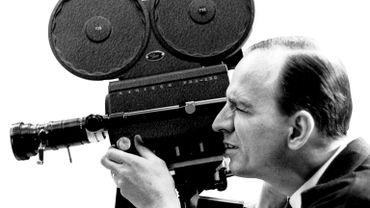 Le metteur en scène de théâtre, scénariste et réalisateur de cinéma suédois Ingmar Bergman