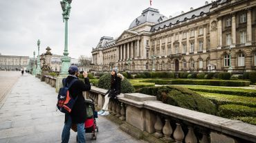 Le Palais royal de Bruxelles