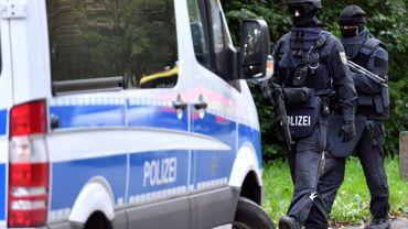 Allemagne: interpellation de trois hommes soupçonnés de soutenir un groupe terroriste