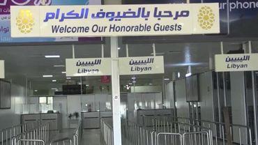 Libye: aéroport toujours fermé après l'attaque de ce lundi