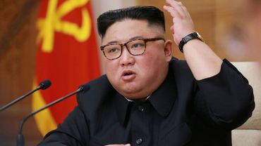"""Kim Jong Un qualifie les Etats-Unis de """"plus grand ennemi"""" de la Corée du Nord"""