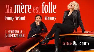 """""""Ma mère est folle"""": Vianney nous parle de ses premiers pas au cinéma!"""