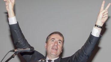 Olivier Maingain candidat à sa réélection à la tête du FDF