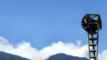 L'horloge de l'Universidad central de Venezuela (UCV) bientôt décalée ?