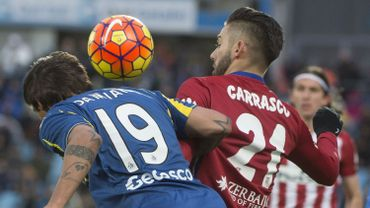 Football : Yannick Carrasco