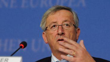 Le Premier ministre Jean-Claude Juncker est au centre des élections de dimanche.