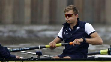 Pas de victoire pour le Belge Augustin Wambersie dans la régate Oxford-Cambridge