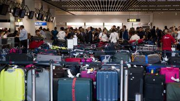 Alerte à la bombe à Brussels Airport: les mesures de sécurité levées