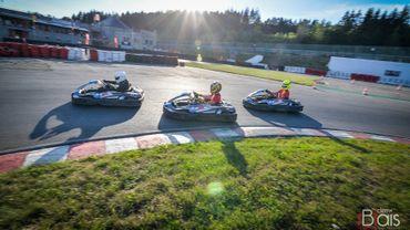 Le RACB karting de Spa-Francorchamps