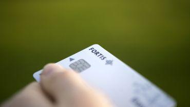 Une vague de fraude à la carte bancaire ou de crédit touche la région namuroise (illustration).