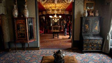 Hauteville House, la maison de Victor Hugo à Guernesey a rouvert ses portes au public