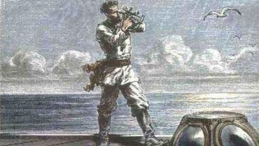 """Créé par Jules Verne dans son roman de 1870, """"Vingt mille lieues sous les mers"""", le Capitaine Nemo est un scientifique qui explore le fond des océans à bord de son mythique sous-marin, le Nautilus"""