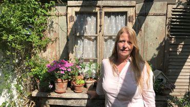 Isabelle Olikier passerait sa vie dans son jardin si elle le pouvait.
