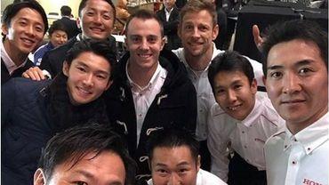 Bertrand Baguette poursuit l'aventure nippone avec Honda en Super GT