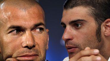 Zidane et Pereiro