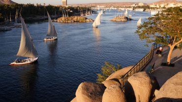 Assouan, Egypte