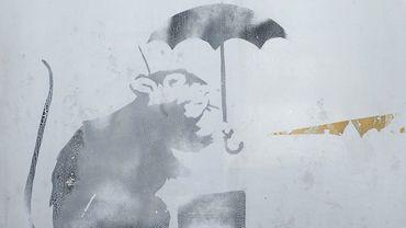 Un Banksy à Tokyo ? La municipalité mène l'enquête