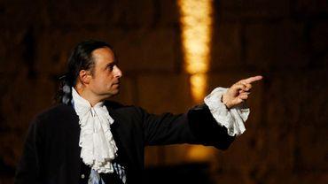 Vauban jeune interprété par François Costagliola