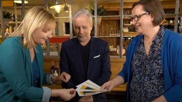 Valérie Nimal, Thierry Bellefroid et Karine Bertaut