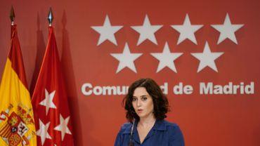 Le gouvernement espagnol prêt à décréter l'état d'alerte à Madrid pour rétablir le bouclage de la capitale