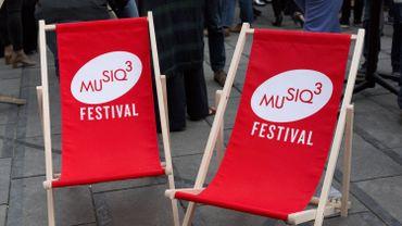 Les 10 bonnes raisons de venir au Festival Musiq'3