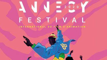 L'affiche officielle du Festival en ligne