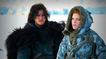 Jon Snow et Ygritte ensemble pour de vrai : des photos touchantes