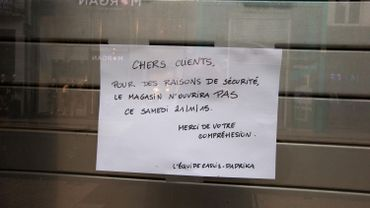 Bruxelles au ralenti: ce qui est ouvert, ce qui est fermé.