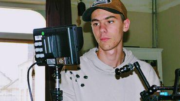 Romain Delait, jeune réalisateur de 16 ans