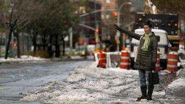 Dix jours après Sandy, l'essence va être rationnée à New York