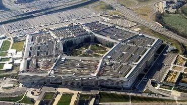 Le Pentagone à Washington le 26 décembre 2011