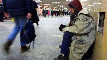Questions à la une a été à la rencontre des sans-abris