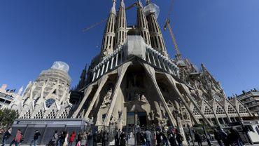 Barcelone: la fin des travaux de la Sagrada Familia relance les polémiques