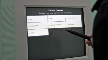Un bug informatique a affecté le vote électronique